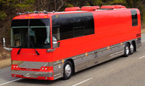 Tour 4 - Red Prevost