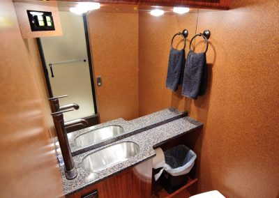 Rear Bathroom